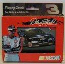 2 Decks Dale Earnhardt & # 3 Race Car Playing Cards