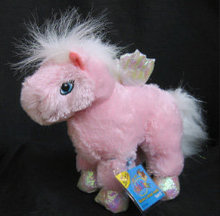Webkinz Pink Pegasus The Flying Horse New With Sealed Tag + Secret Code