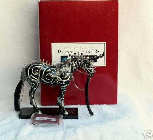 Trail of Painted Ponies Retired  Willing Horse Figurine 1E/4208