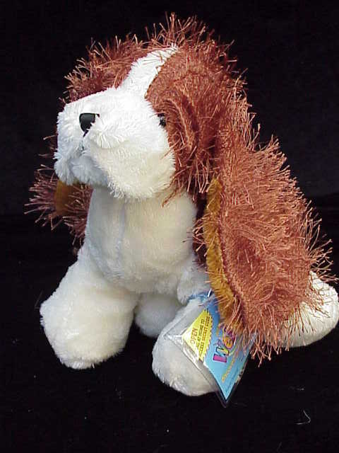 Basset Hound Retired Webkinz Puppy Dog With Sealed Tag & Secret Code
