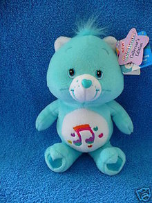 Care Bear HEARTSONG Care Bear 8