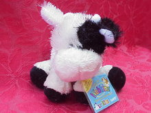 New Webkinz Little Lil  COW Lilkinz  C0W With Sealed Tag & Unused Secret Code