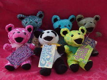 6 Liquid Blue Grateful Dead Beanie Baby Bears Edition Three Series III