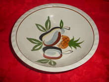 Blue Ridge Fruit Serving Bowl