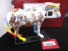 The Trail of Painted Ponies Retired NATIVE PEOPLE'S PONY  1 E/3818 Native Peoples Pony
