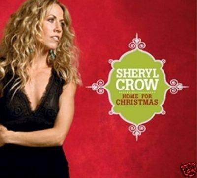 Hallmark 2008 Sheryl Crow Home for Christmas CD