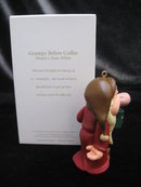 Hallmark 2007   GRUMPY BEFORE COFFEE Walt Disney Snow White Coffee Lover Christmas Tree Ornament