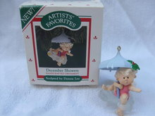 Hallmark 1987 December Showers Artist' Favorites