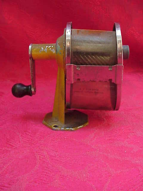 Vintage Apsco Midget Automatic Pencil Sharpener