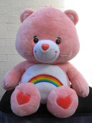 Large  Cheer Bear  Care Bear   28