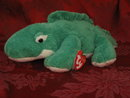 Ty Retired Chomps The Alligator  Pluffie Pluffies