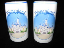 Disneyland Castle Salt & Pepper Shakers