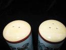 Yellowstone Souvenir Moose  Salt & Pepper Shakers