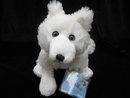New Rare Webkinz White Arctic Fox - Brand New  With Code