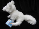 New Rare Webkinz White Arctic Fox - Brand New  With Code