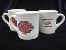 Set  Of  3 Jack Daniels Tennessee Mud Mugs