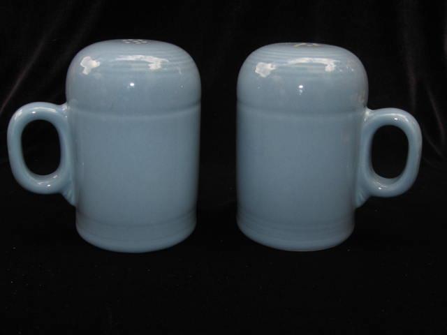 HLC Fiesta Stovetop or Rangetop  Salt & Pepper Shakers