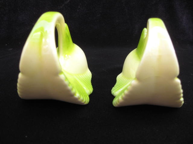 Unique Shaped Vintage Tropical Fish Salt & Pepper Shakers