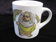 Berggren Troll or Gnome  Coffee Mug