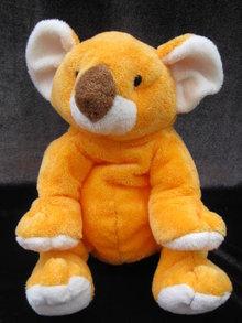 Ty Pluffies Pluffie Pookie The Koala Bear Plush