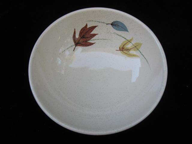 Vintage Franciscan Autumn Leaf  Fruit Dessert or Sauce Bowl 5