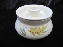 Vintage Franciscan Autumn Leaf  Sugar Bowl With Lid