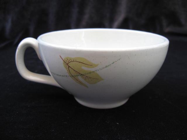 Vintage Franciscan Autumn Leaf  Coffee Cup