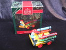 Hallmark 1992  Bright  Blazing Colors   Crayola Crayon 4th   In Series   Christmas Tree Ornament