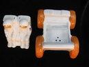 Astronaut & Land Rover Salt & Pepper Shakers