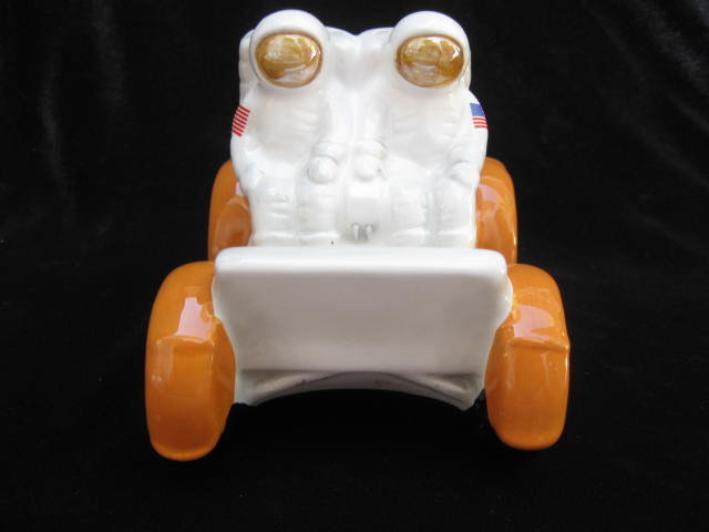 Astronaut & Land Rover Salt & Pepper Shakers