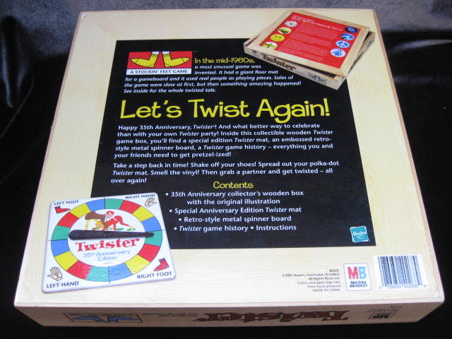 Twister Special 35th Anniversary Edition