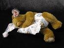 Ty Attic Treasure  Precious The Jointed Sleeping Teddy Bear