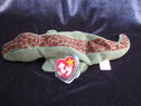 Ty  Ally The Alligator Retired Beanie Baby