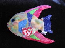Ty  Aruba The Tropical Fish Retired   Beanie Baby