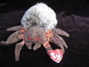 Ty  Hairy The  Tarantula Spider Retired      Beanie Baby