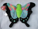 Ty Float The Butterfly Beanie Baby