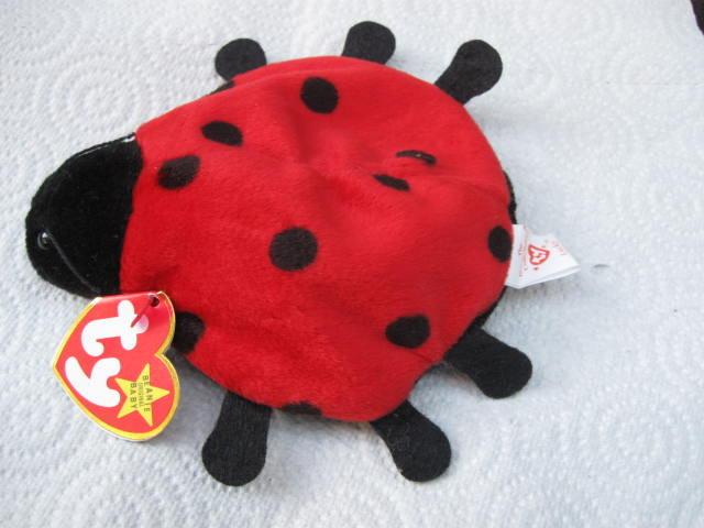 Ty Lucky The Ladybug