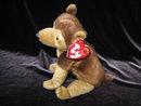 Ty Courage The German Shepherd   Red Cross Rescue Dog  Beanie Baby