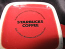 Starbucks 2004 Red & White Snowflake Christmas Or Winter Mug