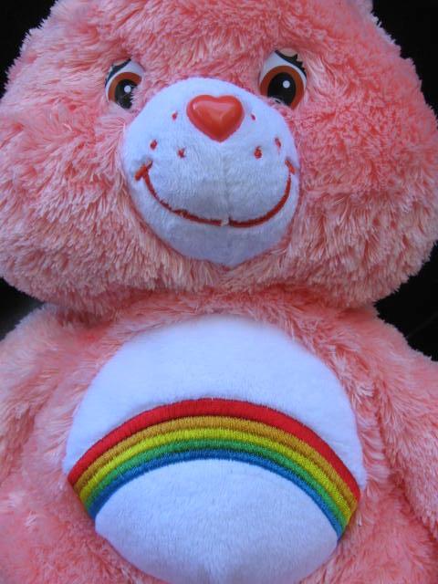 Comfy Cheer Bear Care Bear 10 1/2