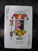 Delta Airlines Washing D C Sealed Hoyle Playing Cards