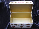 Vintage Ohio Art  Kitchen Motif Recipe Box