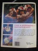 Vintage Ice Cream Recipes Cook Book Illustrated Cookbook