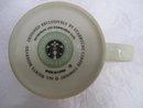 Starbucks Coffee Cupid  Origin Series Orange Mug