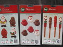 21 Wilton  Pretzel & Lollipop Christmas & St. Patrick's Day Candy Kit    Molds