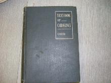 1915 TEXT BOOK OF COOKING