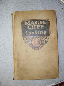MAGIC CHEF COOKING