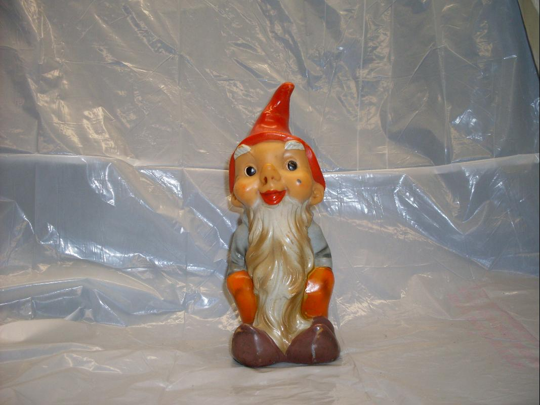 GNOME 924 MADE IN W. GERMANY HEISSNER