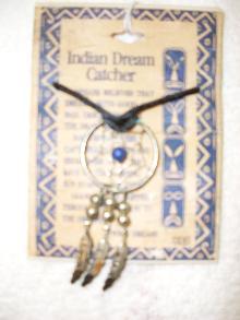 dreamcatcher still in wrapper