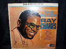 THE BLUES RAY CHARLES
